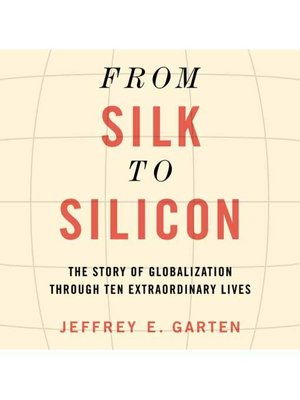 cover image of From Silk to Silicon