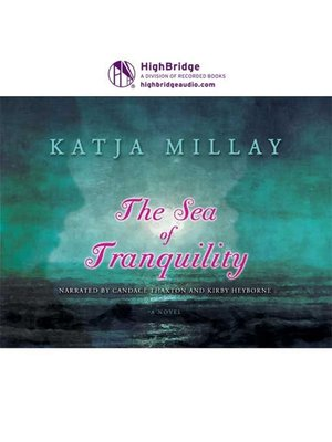 cover image of The Sea of Tranquility