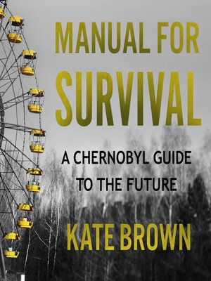 cover image of Manual for Survival