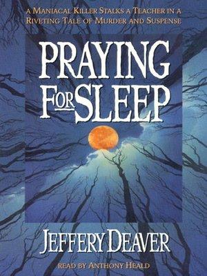 cover image of Praying for Sleep