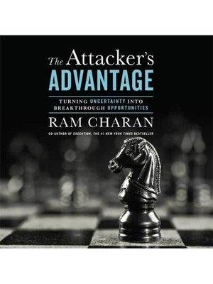 cover image of The Attacker's Advantage