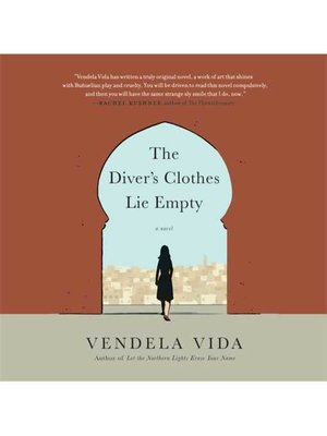 cover image of The Diver's Clothes Lie Empty