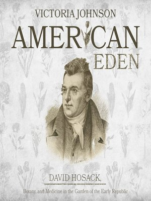 cover image of American Eden