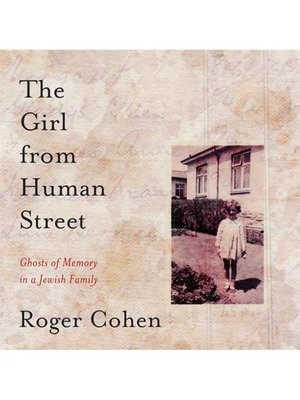 cover image of The Girl From Human Street