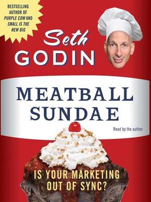 cover image of Meatball Sundae