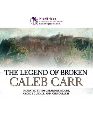 cover image of The Legend of Broken