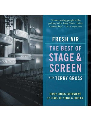 cover image of Fresh Air--The Best of Stage and Screen
