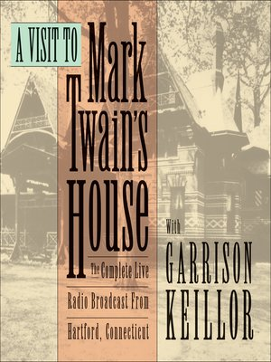 cover image of A Visit to Mark Twain's House
