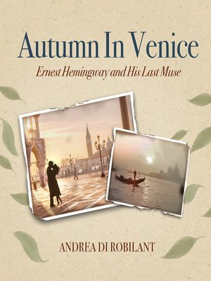 cover image of Autumn in Venice