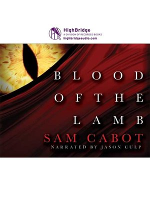 cover image of Blood of the Lamb