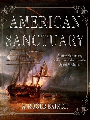 cover image of American Sanctuary