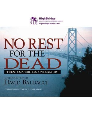 cover image of No Rest for the Dead