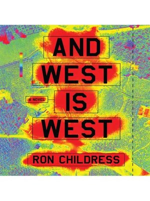 cover image of And West is West