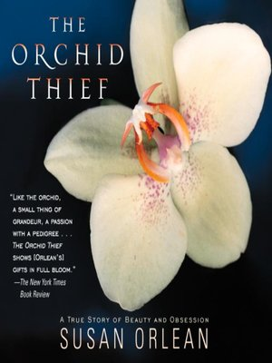 cover image of The Orchid Thief