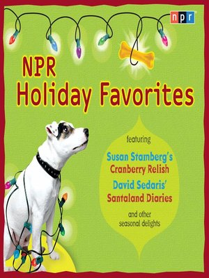 cover image of NPR Holiday Favorites