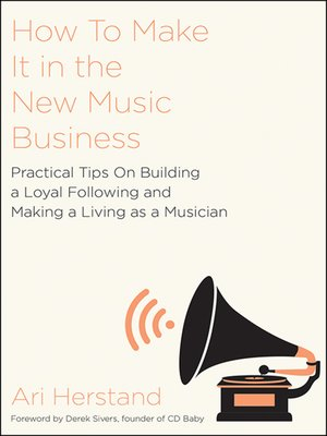 cover image of How to Make It in the New Music Business
