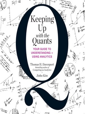 cover image of Keeping Up with the Quants