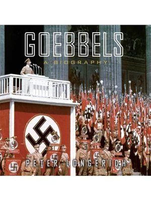 cover image of Goebbels