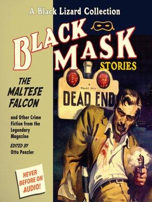 cover image of Black Mask 3--The Maltese Falcon