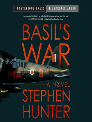 cover image of Basil's War