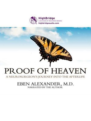 cover image of Proof of Heaven