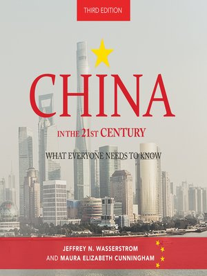 cover image of China in the 21st Century