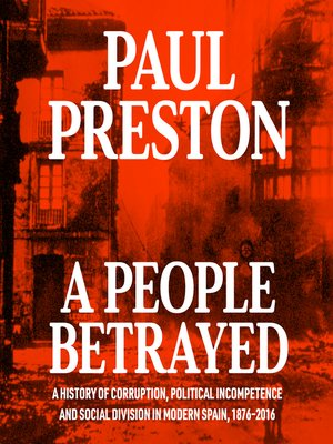 Paul Preston Overdrive Ebooks Audiobooks And Videos For Libraries And Schools