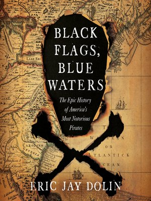 cover image of Black Flags, Blue Waters