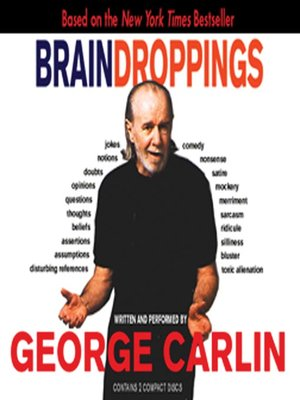 cover image of Brain Droppings