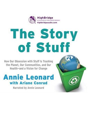 cover image of The Story of Stuff