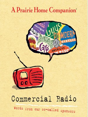 cover image of Commercial Radio