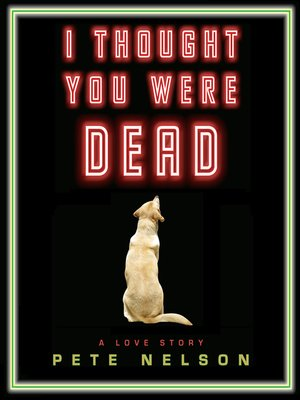 cover image of I Thought You Were Dead