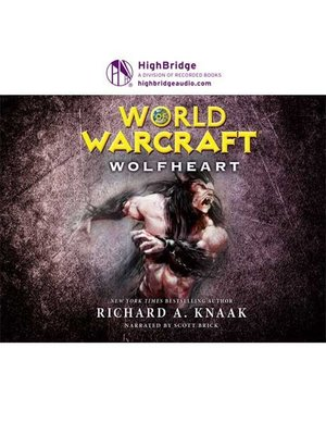 cover image of World of Warcraft: Wolfheart
