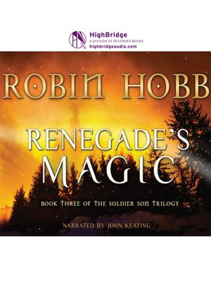 cover image of Renegade's Magic
