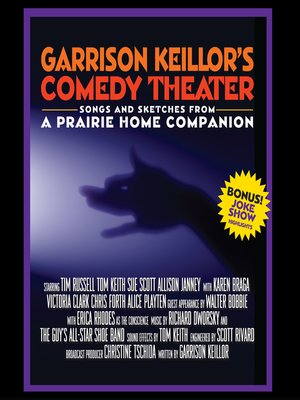 cover image of Garrison Keillor's Comedy Theater