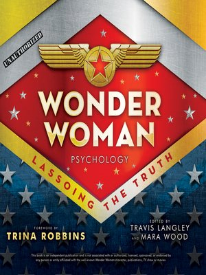 cover image of Wonder Woman Psychology