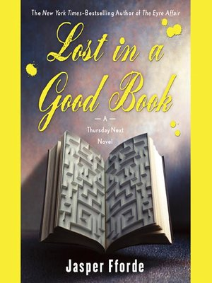 cover image of Lost in a Good Book