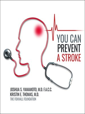 cover image of You Can Prevent a Stroke