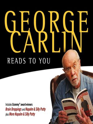 cover image of George Carlin Reads to You