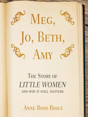 cover image of Meg, Jo, Beth, Amy