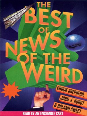 cover image of Best of News of the Weird