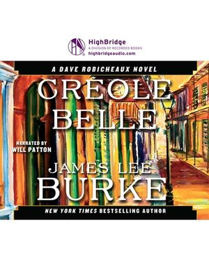 cover image of Creole Belle