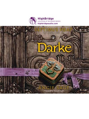 Septimus Heap Darke Pdf