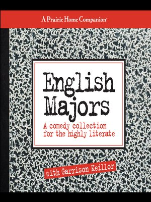 cover image of English Majors