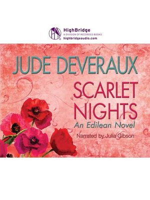 cover image of Scarlet Nights