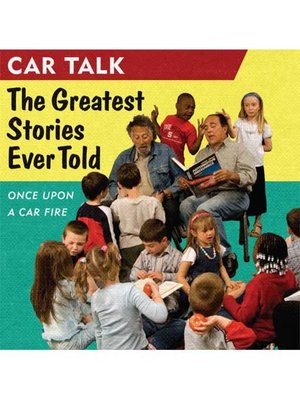 cover image of Car Talk: The Greatest Stories Ever Told