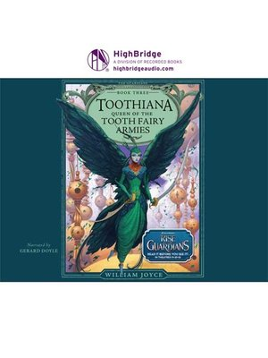 cover image of Toothiana: Queen of the Tooth Fairy Armies