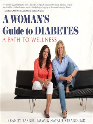 cover image of A Woman's Guide to Diabetes