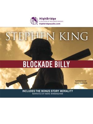 cover image of Blockade Billy