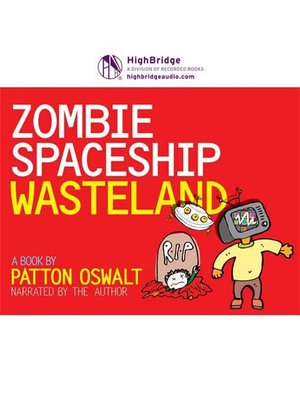 cover image of Zombie Spaceship Wasteland